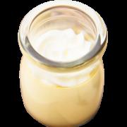 牧場のミルクプリンとミルクジェラート