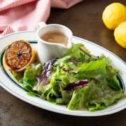 焼きレモングリーンサラダ